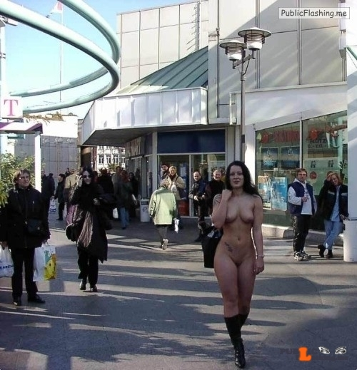Public Flashing Photo Feed : Public nudity photo publicspacebv: Follow me for more public exhibitionists:…