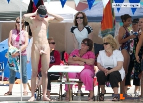 Public nudity photo public4erection: Follow me for more public exhibitionists:…