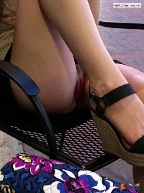 No panties dcooke13:We were at our local bar the other night just having a… pantiesless