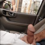 Public nudity photo 469503ys: walkingandswinging: Another one of blonde girl…