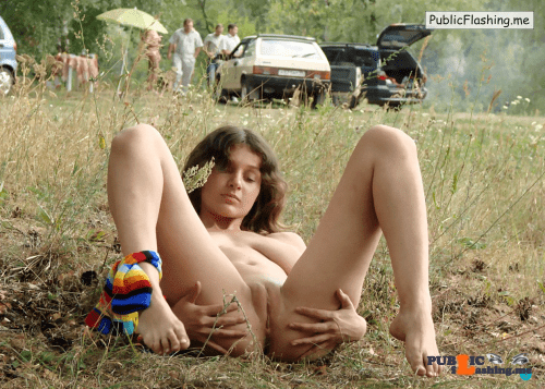 Public nudity photo shaved-dicks-and-pussies:Follow me for more shaved dicks and…