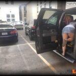 No panties themuskygusset: Roadtrip rule: Dress and act more… pantiesless