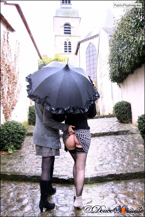 Public Flashing Photo Feed : No panties doucesensuelle: Follow us:… pantiesless