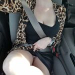 No panties lilsm1806: Dinner was great. Now we are headed to the toy store… pantiesless