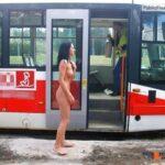 Public nudity photo gatwickcars:exhibitionism aplenty =>…