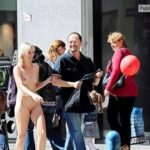 Public nudity photo nakedcascadia: daican-2: Out for a nice afternoon…