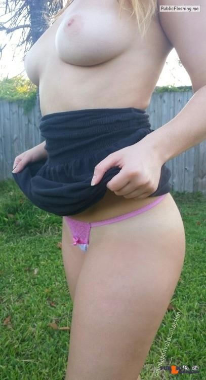 Public Flashing Photo Feed : Outdoor nude selfshot http://ift.tt/PSVKRr