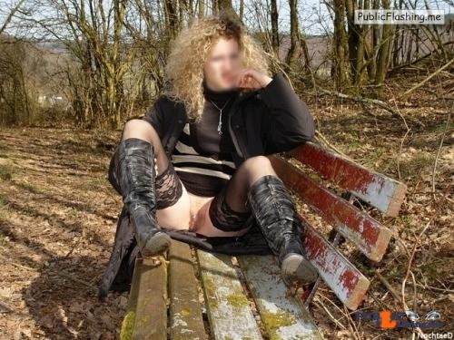 No panties alistergee: Frühling kommt … ich auch ??? pantiesless