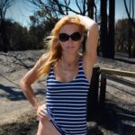No panties spookynsexy: Little pantiless day at Catherine Hill Bay, pantiesless
