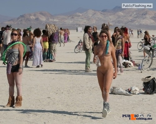 Public nudity photo maxwell-d: Burning Man 2014 Follow me for more public…