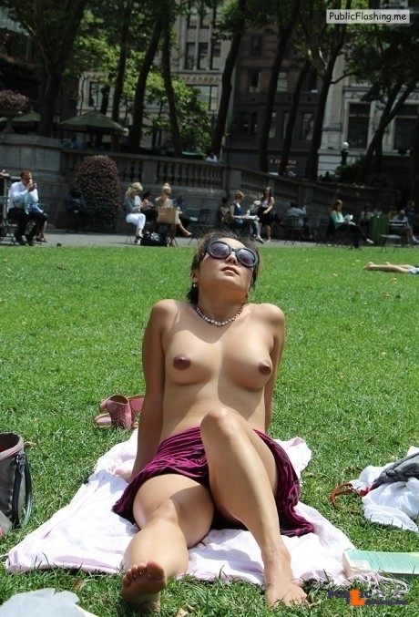 Public Flashing Photo Feed : professoroflust:Flashing flashing in public picture