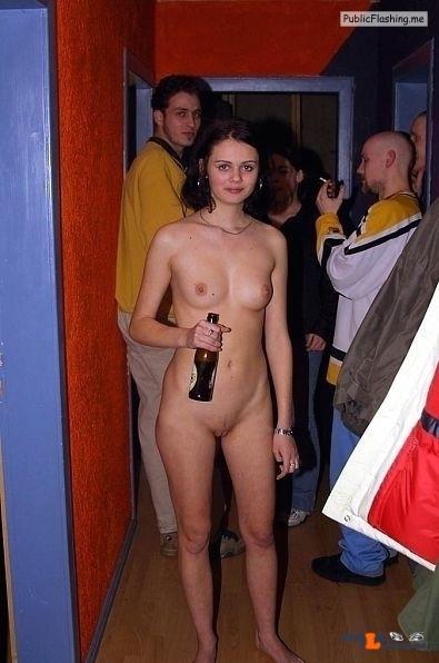 Public nudity photo nakedgirlsdoingstuff: Frat party. Follow me for more public…