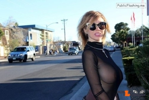 Public flashing photo exhiblover: Another set of the beautiful nadeea volianova