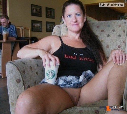 No panties bi-tami: Her name is Katherine…Nickname Kitty – we meet at… pantiesless