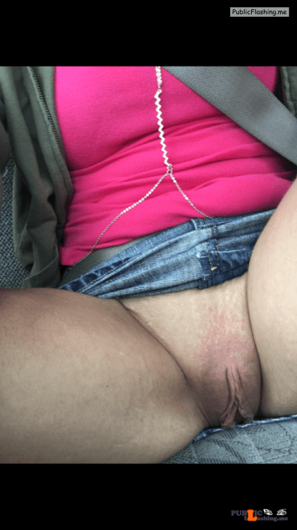 No panties Another hot submission from @randy68 pantiesless