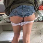 No panties Mrs @randy68 skipping panties again pantiesless