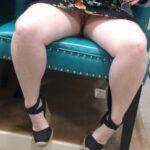No panties juicykitty85: It's dress season. pantiesless