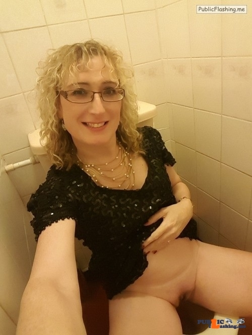 No panties essex-girl-lisa: One on the loo for you…. I had already taken… pantiesless