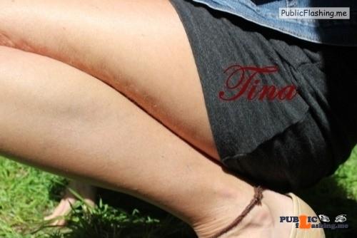 No panties tina2103: hier mal wieder Natschneckengrüße aus EB!Ich war… pantiesless