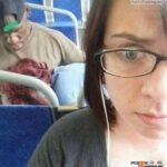 Exposed in public Haha…