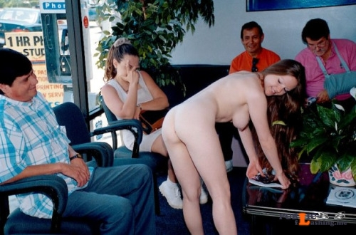 Public nudity photo nakedcascadia:#picset   CMNF… Follow me for more public... Public Flashing