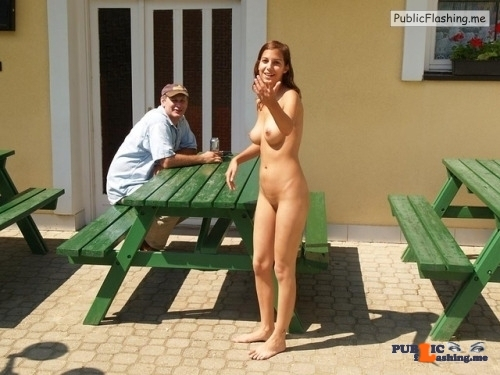 Public nudity photo pegeha:Pegeha gefällt das Bild Follow me for more public…