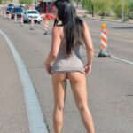 FTV Babes Whitney flashes her incredible ass on a very busy street.Enjoy…