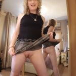 No panties essex-girl-lisa: I went to work without knickers today and it… pantiesless