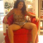 No panties slutandwhoreavital: YOU CAN SEE MY CUNT NOW USE IT pantiesless
