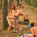 Public nudity photo camping-sex:. Follow me for more public exhibitionists:…