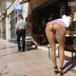 Public flashing photo pantylessclub: Throw your panties out, forget them. Now just…