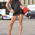 No panties stockholmcoupleblog: Farstagirl, one of our sunny? days in… pantiesless