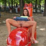 Public flashing photo outdoorsbi: saextus: 2014-11-8 – 1 how fun can we all have