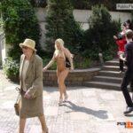 Public nudity photo nude-girls-in-public: Nude-in-public.tv: Kerstin Follow me…