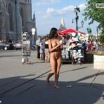 Public nudity photo nude-girls-in-public: NIP-Activity:  Alyssia  – Series…