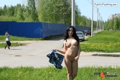 Public nudity photo nude-girls-in-public:Nude-in-Russia: Veronika A – Series…