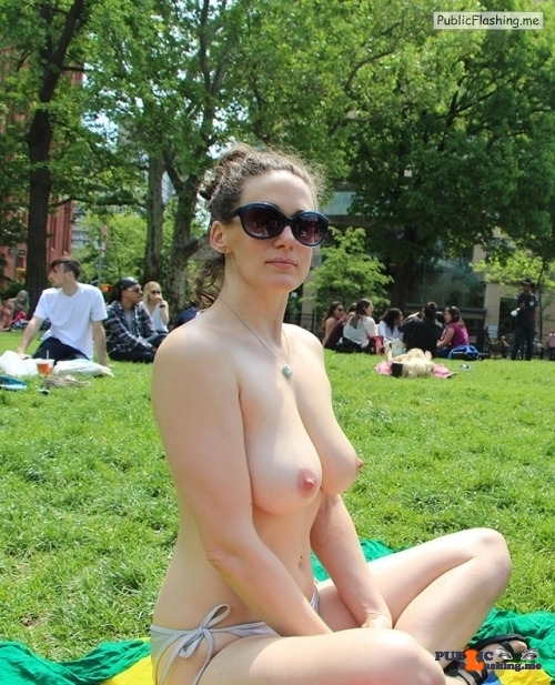 Public Flashing Photo Feed : Public nudity photo nudeandnaughtyflashing:The perfect way to enjoy memorial day…