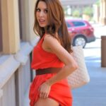 FTV Babes upskirt Another hot babe in a red dress from FTV Girls. This one is a…