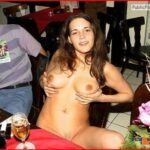Public nudity photo naughtygirlohmy:buy me a drink and I'll let you squeeze…