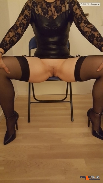 No panties I would like to say hello to everybody. I hope you like my… pantiesless