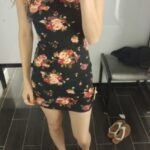 No panties deadlynightshade88: Trying on dresses. Dress #1. ? pantiesless