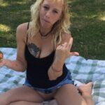 No panties randy68: What a nice picnic we had pantiesless
