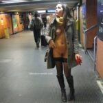 Public nudity photo labouisse: Gare 2/3 (21/01/2017) Follow me for more public…
