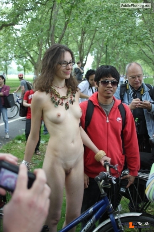 Public nudity photo shavedgirlsonly: Shaved Pussy Follow me for more public…