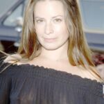 Exposed in public Holly Marie Combs…sexy…