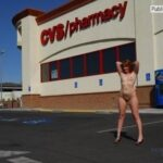 Public nudity photo Follow me for more public exhibitionists:…