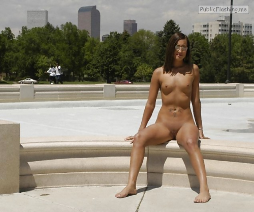 Public nudity photo nudieman: Naked in Public in full view and not ashamed Follow me…