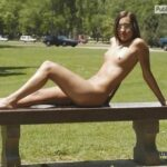 Public nudity photo nudieman: butt naked in a public park out in the open Follow me…