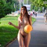 Public nudity photo exposed-on-public:Kattie – Prague (album in comments)…
