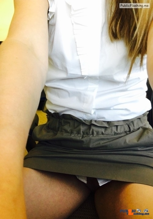 No panties princesskinkyboots: Almost no one else in the office pantiesless